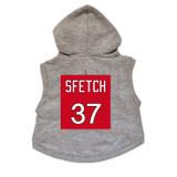 Sfetch Dog Hoodie Premium Hockey Sweatshirt