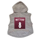 Muttkar Dog Hoodie Premium Hockey Sweatshirt