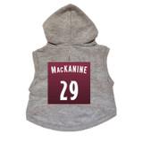 MacKanine Dog Hoodie Premium Hockey Sweatshirt