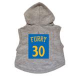 Furry #30 Dog Hoodie Premium Basketball Sweatshirt