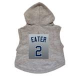 Eater Dog Hoodie Premium Baseball Sweatshirt