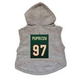 Puprizov Dog Hoodie Premium Hockey Sweatshirt