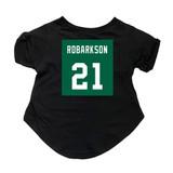 Robarkson #21 Hockey Dog T-Shirt Premium Tagless Tee