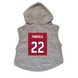 Pawfield #22 Dog Hoodie Premium Hockey Sweatshirt