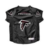 Atlanta Falcons Dog Deluxe Stretch Jersey Big Dog Size