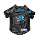 Detroit Lions Dog Deluxe Stretch Jersey Big Dog Size