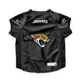 Jacksonville Jaguars Dog Deluxe Stretch Jersey Big Dog Size