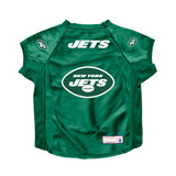 New York Jets Dog Deluxe Stretch Jersey Big Dog Size