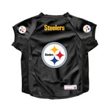 Pittsburgh Steelers Dog Deluxe Stretch Jersey Big Dog Size