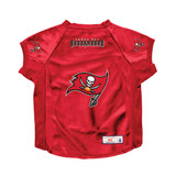 Tampa Bay Buccaneers Dog Deluxe Stretch Jersey Big Dog Size