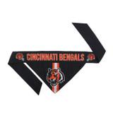Cincinnati Bengals Dog Cat Tie Bandana Reversible