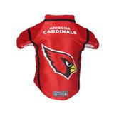 Arizona Cardinals Dog Cat Premium Jersey Dazzle Fabric