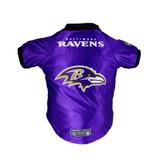 Baltimore Ravens Dog Cat Premium Jersey Dazzle Fabric
