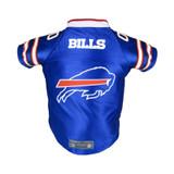 Buffalo Bills Dog Cat Premium Jersey Dazzle Fabric