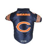 Chicago Bears Dog Cat Premium Jersey Dazzle Fabric