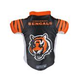 Cincinnati Bengals Dog Cat Premium Jersey Dazzle Fabric