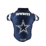 Dallas Cowboys Dog Cat Premium Jersey Dazzle Fabric