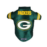 Green Bay Packers Dog Cat Premium Jersey Dazzle Fabric