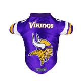Minnesota Vikings Dog Cat Premium Jersey Dazzle Fabric