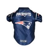 New England Patriots Dog Cat Premium Jersey Dazzle Fabric