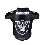 Las Vegas Raiders Dog Cat Premium Jersey Dazzle Fabric