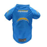 Los Angeles Chargers Dog Cat Premium Jersey Dazzle Fabric