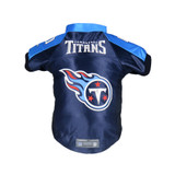 Tennessee Titans Dog Cat Premium Jersey Dazzle Fabric