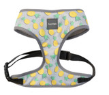 Pineapple Dog Cat Premium Harness Vest Pina Colada
