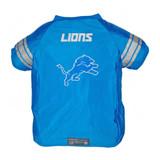Detroit Lions Dog Cat Premium Jersey Dazzle Fabric