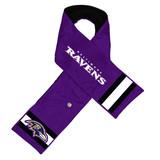 Baltimore Ravens Hero Jersey Scarf with Hidden Pocket