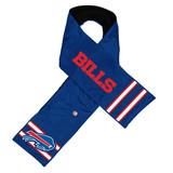 Buffalo Bills Hero Jersey Scarf with Hidden Pocket