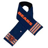 Chicago Bears Hero Jersey Scarf with Hidden Pocket