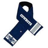 Dallas Cowboys Hero Jersey Scarf with Hidden Pocket