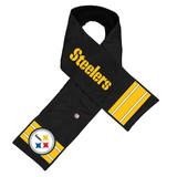 Pittsburgh Steelers Hero Jersey Scarf with Hidden Pocket