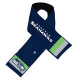 Seattle Seahawks Hero Jersey Scarf with Hidden Pocket