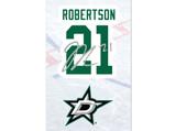 Jason Robertson Dallas Stars Decal Set w/ Facsimile Autograph
