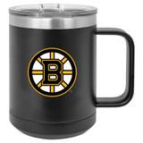 Boston Bruins Polar Camel Mug Premium Steel Sweat-Free w/ Lid