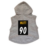 Mutt #90 Dog Hoodie Premium Football Sweatshirt