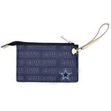 Dallas Cowboys Victory Wristlet Vegan Leather Wallet