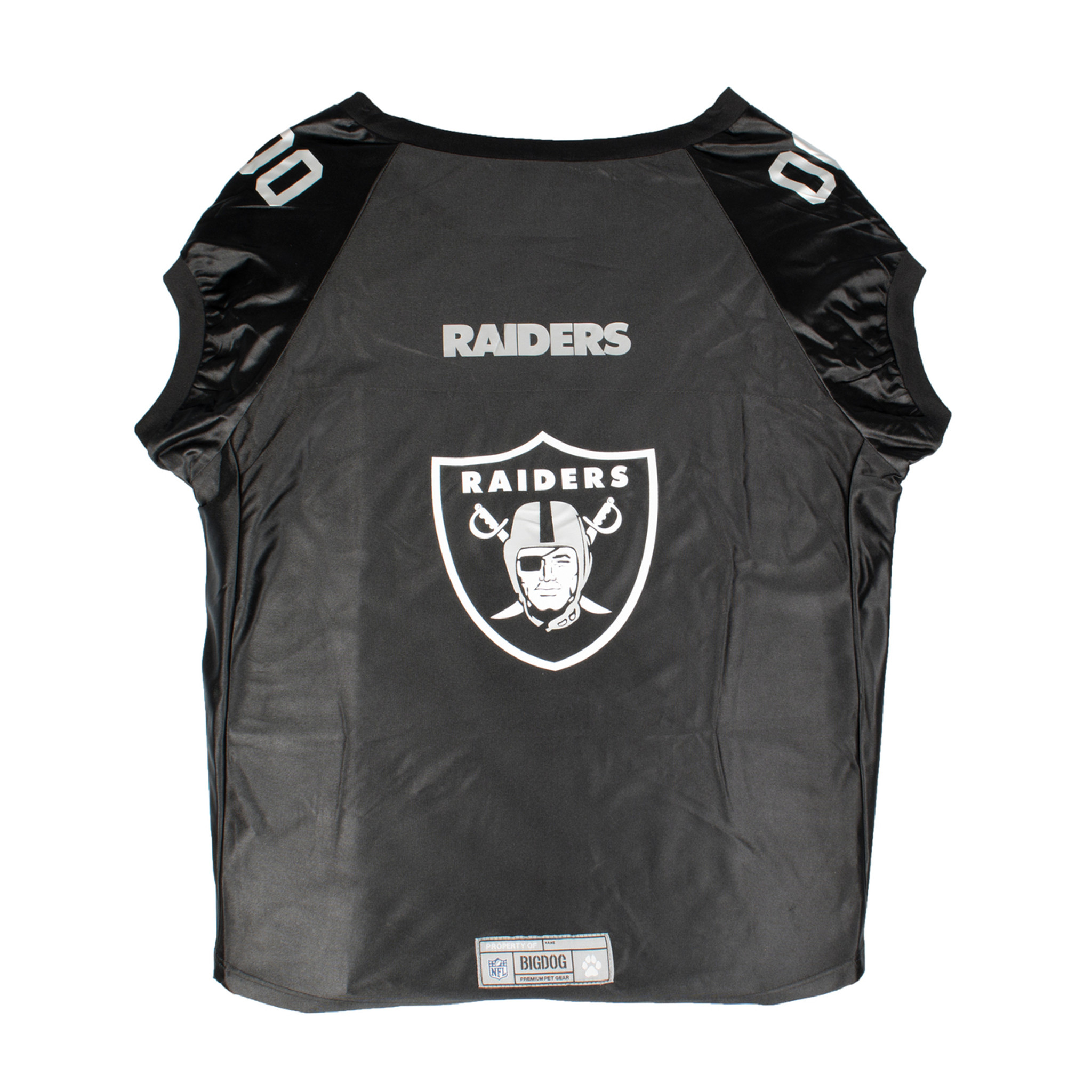 6f65f6722 Oakland Raiders Dog Premium Football Jersey BIG DOGS! - Spawty