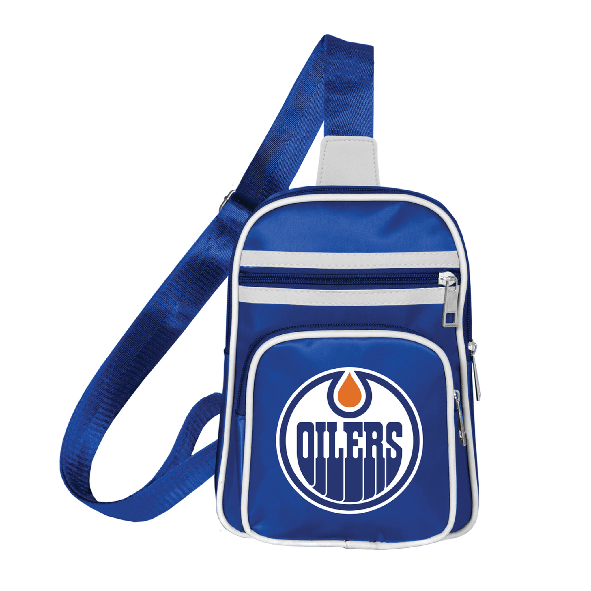 d7f57d383 Edmonton Oilers Mini Cross Purse Sling Bag - Spawty