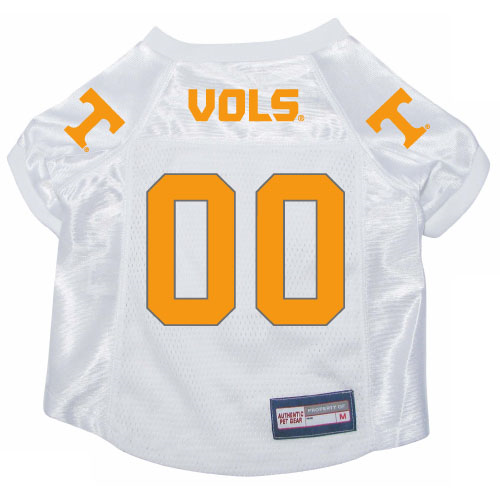 low priced 34a8d f42af Tennessee Volunteers Vols Dog Pet Premium Mesh Football Jersey