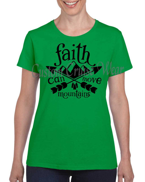 Faith Can Move Moutains