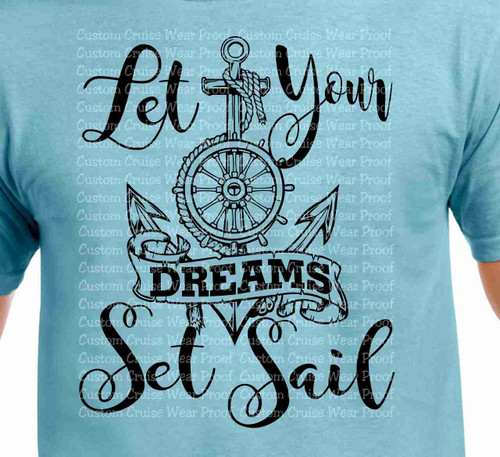 Let Your Dreams Set Sail **FLASH SALE**
