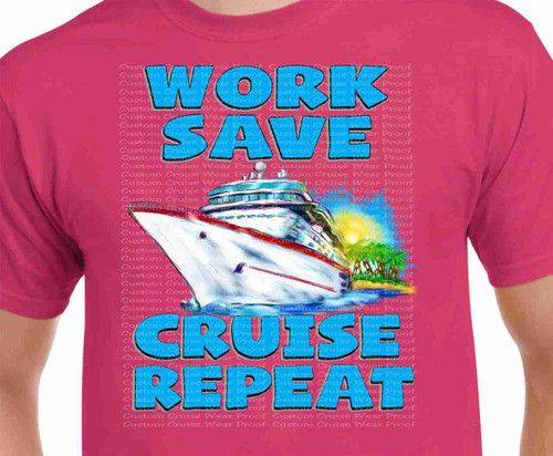 Work - Save - Cruise - Repeat