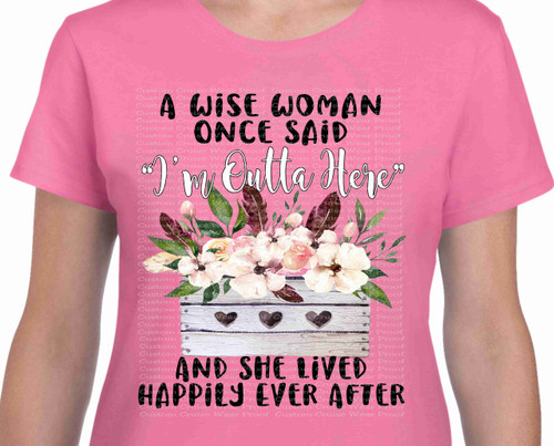 A Wise Woman FLOWERS