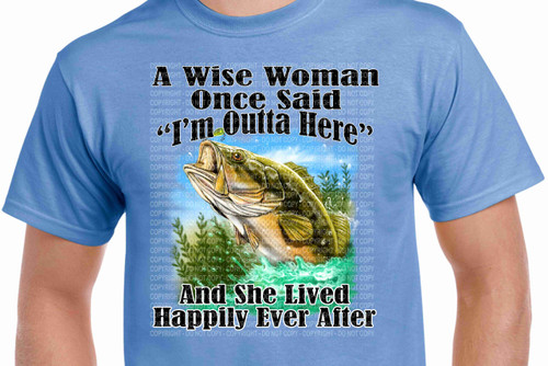 A Wise Woman FISH