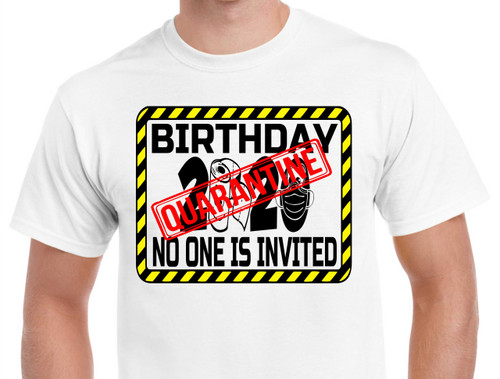 Birthday No One Is Invited
