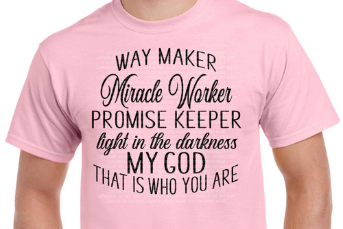 Way Maker Promise Keeper
