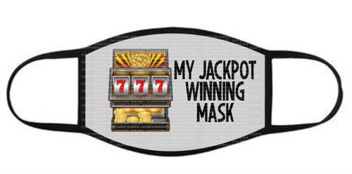 Face Cover - Casino Slot Machine #3